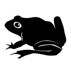 toad vector image