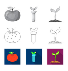 and logo collection of vector image