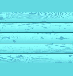 blue azure wood texture backdrop vector image