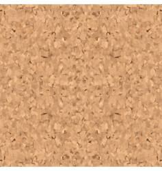 Cork texture vector