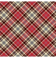 Tartan plaid pattern background vector