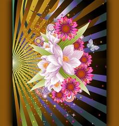 joyful joyful vector image vector image