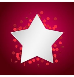 Celebration star1 vector