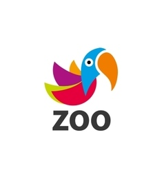 Logo zoo vector