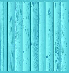 blue azure wood texture background vector image vector image