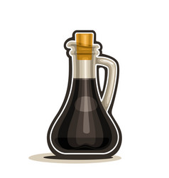 Balsamic vinegar vector