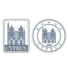Cyprus vector