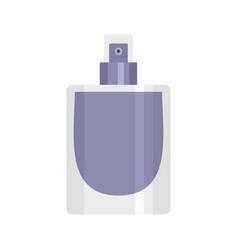 Fashion perfume icon flat style vector
