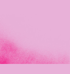 graffiti pink speckled airbrush gradient effect vector image