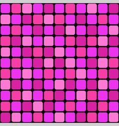 Pink pile vector
