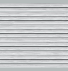 Abstract background light-colored wooden siding vector