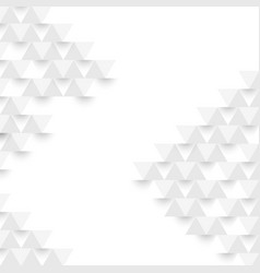 white abstract texture vector image