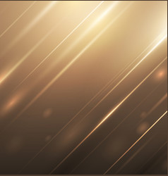 abstract diagonal lines with lighting on gradient vector image
