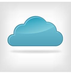 Icon Cloud vector image
