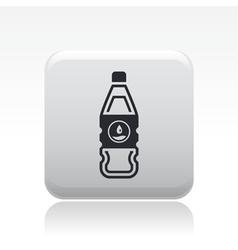 drop water icon vector image vector image