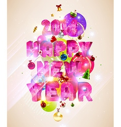 2014 Christmas Banner vector