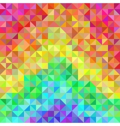 Abstract spectrum background from rainbow vector image