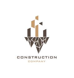 Dream city logo vector