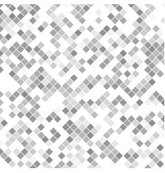 Grey abstract square pattern background - from vector