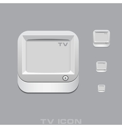Washing Machine app icon Eps10 vector image