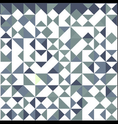 abstract background triangles design vector image