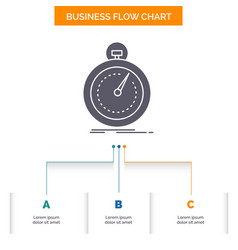 Done fast optimization speed sport business flow vector