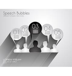 SpeechINFOMAN BL vector