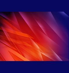 abstract colorful blurred background modern vector image