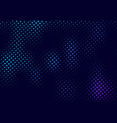 abstract halftone pattern motion effect vector image