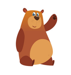 230bear vector image