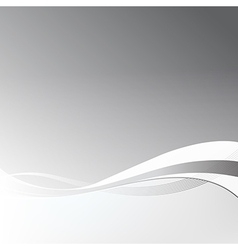 Abstract gray lines motion background Good for vector