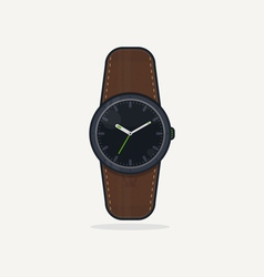 Analog watch vector