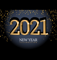 Text design 2021 vector