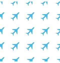 Unique Plane seamless pattern vector