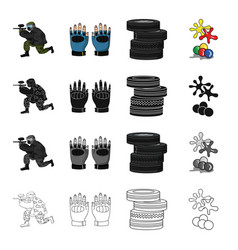 competition sport entertainment and other web vector image