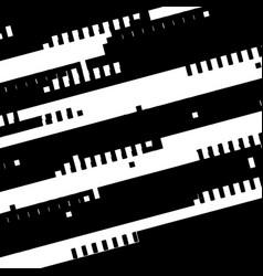 Diagonal glitch overlay vector