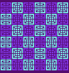 geometric pattern seamless square simple vector image