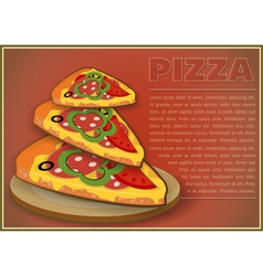 Pizza Slices vector