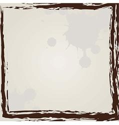 White vector image