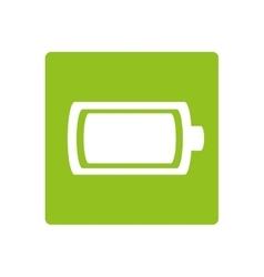 Battery power energy icon vector