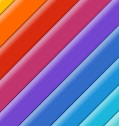Abstract background of color paper sheets Template vector