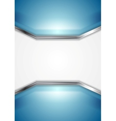 Abstract technical background with metallic vector