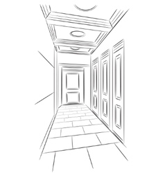 Sketch of hall vector