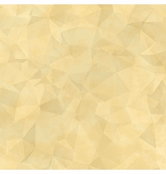 paper with translucent triangles vector image vector image