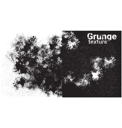 grunge textured background with copy space vector image