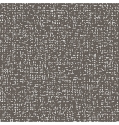Grey pattern with white specks vector image