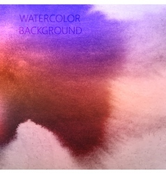 abstract multicolored watercolor background for vector image