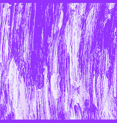 Purple background with white paint strokes vector