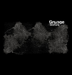 Grunge textured background with copy space vector