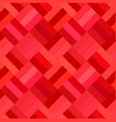 red abstract diagonal tile mosaic pattern vector image